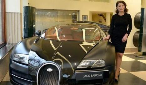 Woman sells 11 Bugatti Veyron for one year | SpeedTalk.net – We talk about the speed | Bikez | Scoop.it
