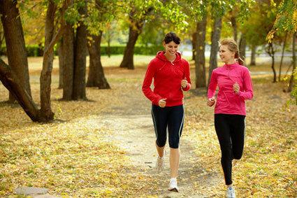Course à pied : les femmes devant les hommes   Le running et le trail un marche en pleine expansion   Scoop.it