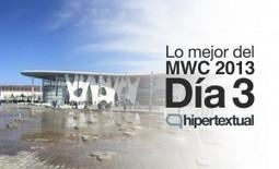 Lo mejor del MWC 2013: día 3 - Celularis   Reflejos Tecnológicos   Scoop.it