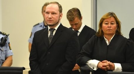 Anders Behring Breivik Found Sane and Sentenced to Prison | More @SteveBeste | Scoop.it