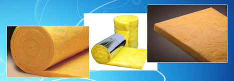 Sri Ramana Enterprise -Glass Wool Supplier In India   www.sriramanaenterprises   Scoop.it