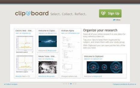 Clipboard se lanza oficialmente al público, ofreciendo tablones de clips | Antonio Galvez | Scoop.it