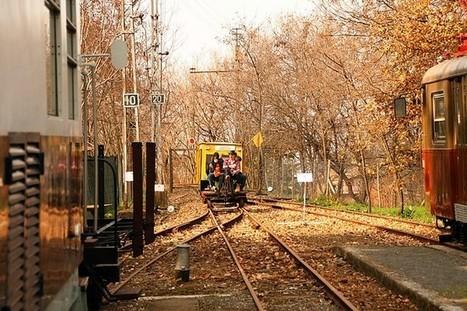 In treno, dove il tempo s'è fermato - La Repubblica   Studio Doc - Eventi e servizi di marketing turistico   Scoop.it