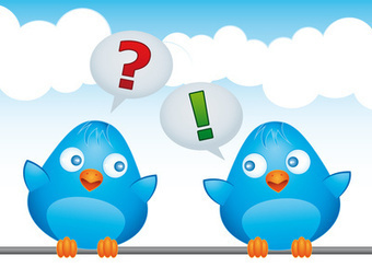 12 Most Twitterific Reasons to Participate in Tweet Chats | SOCIAL MEDIA, what we think about! | Scoop.it