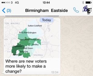Lessons on using WhatsApp for publishing - an election experience | PR and Social Media Best Practices | Scoop.it