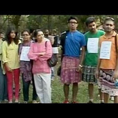 Awesome Indian Men Don Skirts to Protest Rape Culture | A Voice of Our Own | Scoop.it
