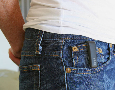 Devices to Monitor Physical Activity and Food Intake | Digital_Lifetime | Scoop.it