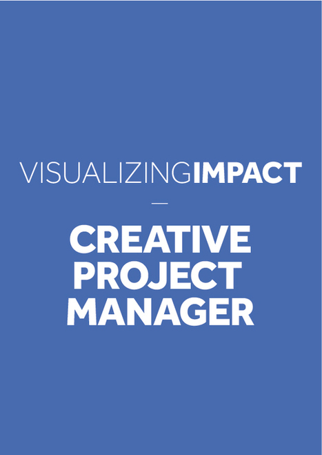 Project Manager - Visualizing Impact | Enterprises Seeking Experts | Scoop.it
