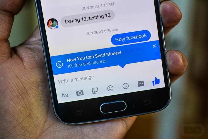 Facebook Messenger : si vos amis vous doivent de l'argent, l'application les fera payer   Relations publiques, Community Management, et plus   Scoop.it