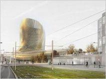 A Bordeaux, la Cité des civilisations du vin prend corps - Batiactu | Ma Cave En France | Scoop.it