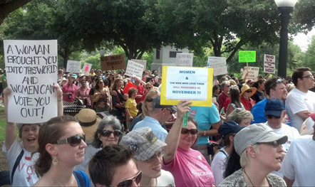 Coffee Party Members March for Women, Families Across U.S. | Coffee Party Feminists | Scoop.it