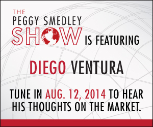 Diego Ventura Talks Internet of Things on the Peggy Smedley Show | Web Based Self-Service | Scoop.it