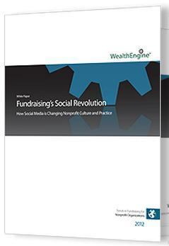WealthEngine Releases New White Paper to Help Nonprofit Organizations Improve Their Fundraising Effectiveness Via Social Media | Bulldog Reporter | Public Relations & Social Media Insight | Scoop.it