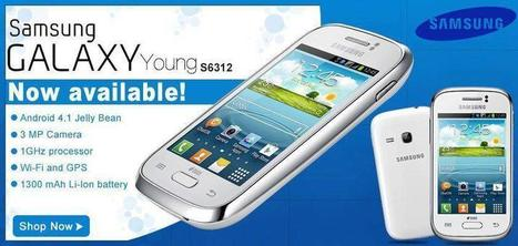Blog Virginmango.com | Buy Samsung Galaxy Young S6312 Online in India | Online Shopping India | Scoop.it