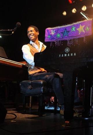 Pianist Jon Batiste makes music for all generations - KansasCity.com | OffStage | Scoop.it