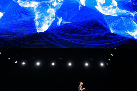 Facebook Has 50 Minutes of Your Time Each Day. It Wants More. | Back Chat | Scoop.it