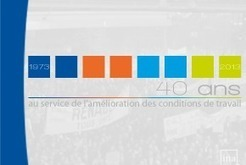 40 ans d'évolution des conditions de Travail | le bien etre au travail ( la definition) | Scoop.it