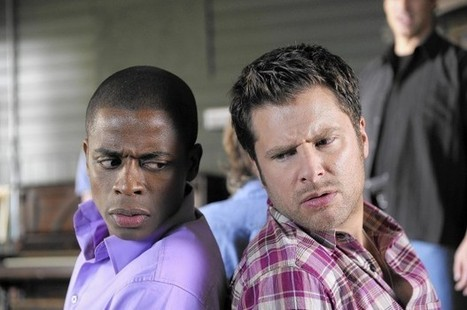 Time Of The Season » Profiler – Episode 1 : Shawn Spencer et Burton Guster (Psych) | Time of the season, Blog Séries télé | Scoop.it