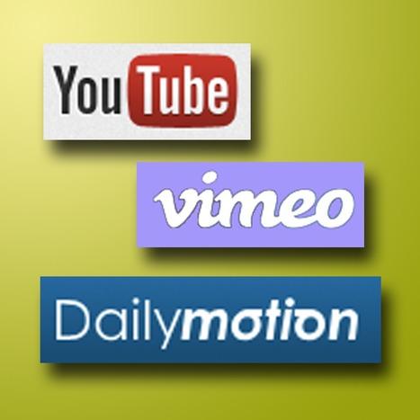 You Tube, Viméo, Dailymotion | Plateformes vidéo | Scoop.it