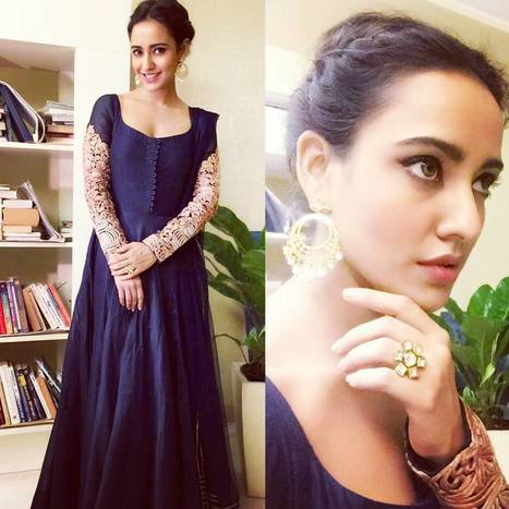 Neha Sharma Personifies Grace and Elegance In Rimple and Harpreet Narula | Web News | Scoop.it