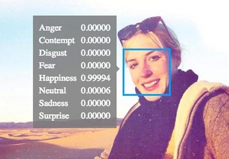 Gezichtsherkenningssoftware kan onze emoties lezen | Kinderen en internet | Scoop.it