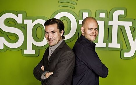What Happens Next If Spotify Goes Public?   Music business   Scoop.it