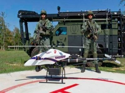 Au Texas, un drone arrête les malfaiteurs | LaDroneshop | Scoop.it