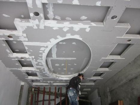 Chuyên thi công trần vách thạch cao uy tín, chất lượng, | trang trí trần thạch cao giá rẻ tại hà nội | Scoop.it