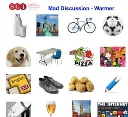 TEFL warmer: MAD Discussion | TeachingEnglish | Scoop.it
