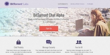 BitTorrent teases decentralized chat client in the wake of security breaches | GizmoGDGT.com | Scoop.it