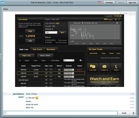 Social News Source: Binary Options Trading Signals   Best Social Media on the Web   Scoop.it