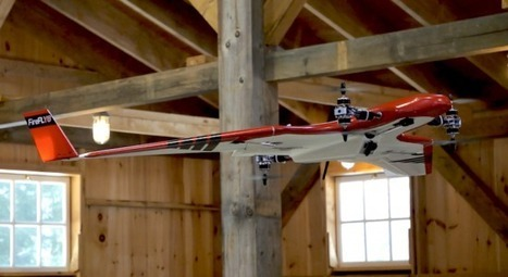 FireFLY6: VTOL RC Aircraft Kit For Sale | DroneLand Times | Scoop.it