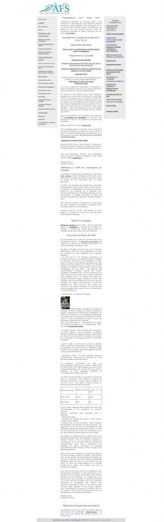 La e-santé et ses déboires : Antonio Casilli à la sémi-plénière du Congrès de l'AFS (Grenoble, 7 juillet 2011) | Les Liaisons Numériques - Site officiel | Santé 2.0 | Health 2.0 | Scoop.it
