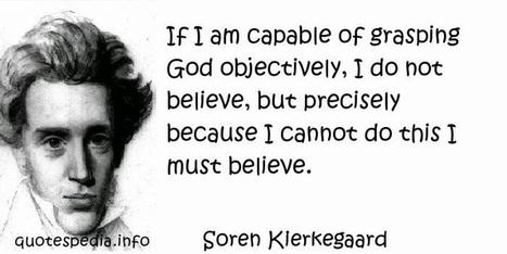 The Coracle: Kierkegaard #1 | Søren Aabye Kierkegaard | Scoop.it