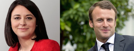 Sylvia Pinel et Emmanuel Macron en mission pour l'avenir de la profession immobilière !   L'ACTU de INEUF.com   Scoop.it