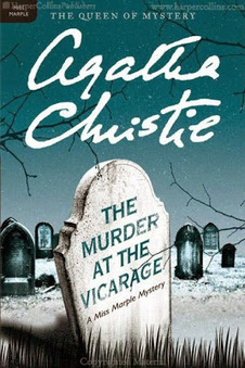 """Quick Book Reviews: """"The Murder at the Vicarage"""" by Agatha Christie – Marple's Debut 
