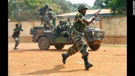 NGO slams U.N. SCREWUPS in Central African Republic [collaborating with terrorists] | News You Can Use - NO PINKSLIME | Scoop.it