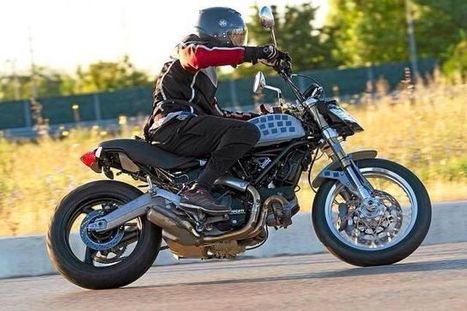 Ducati Scrambler Spy Shot Re-visit | Ductalk Ducati News | Scoop.it