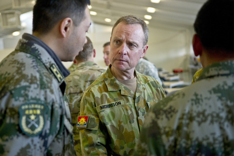 Australia's Chief of Army: Australian Defence Force Needs to ... | Quest 1 OHS and Me | Scoop.it