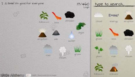 Little Alchemy App Review | Going Techy | Scoop.it
