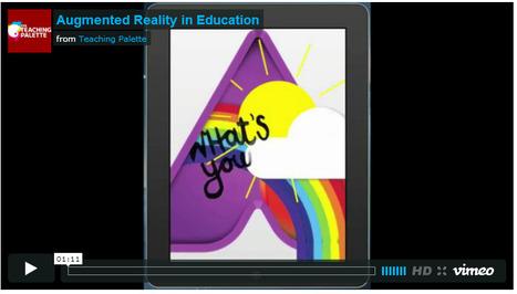Realidad Aumentada en Educación | Aurasma | Scoop.it