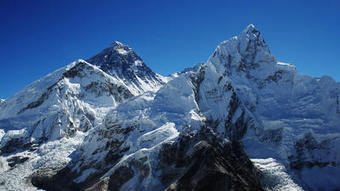 Climate change may be baring Mount Everest | climate change nepal | Scoop.it