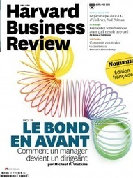 La Harvard Business Review enfin en Français | Managing options | Scoop.it