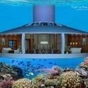 Maison insolite sous la mer | L'agenda Déco - architecture | Scoop.it
