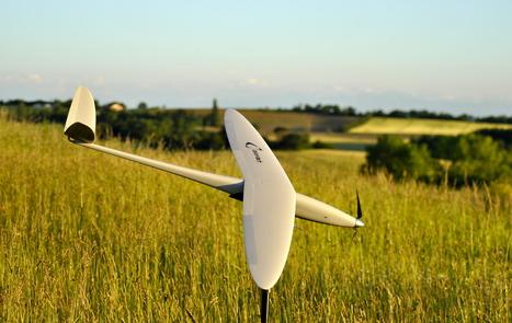 Drone-Based Gas Pipeline Surveillance Program Comes to France | World of Drones  -  UAV, UAS, sUAS, RPAS, VANT | Scoop.it
