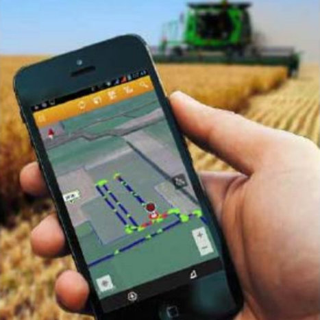 Precision Agriculture Eats Data, CPU Cycles: It's A Perfect Fit For Cloud Services | Digital for real life | Scoop.it