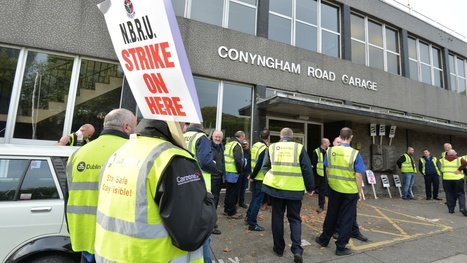 Dublin Bus strike: Sides begin talks as two-day stoppage looms | PSLabor:  Your Union Free Advantage | Scoop.it