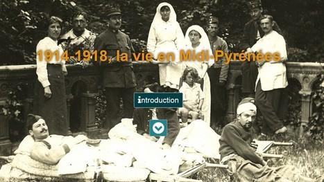 1914-1918 : La grande guerre en Midi-Pyrénées | Nos Racines | Scoop.it