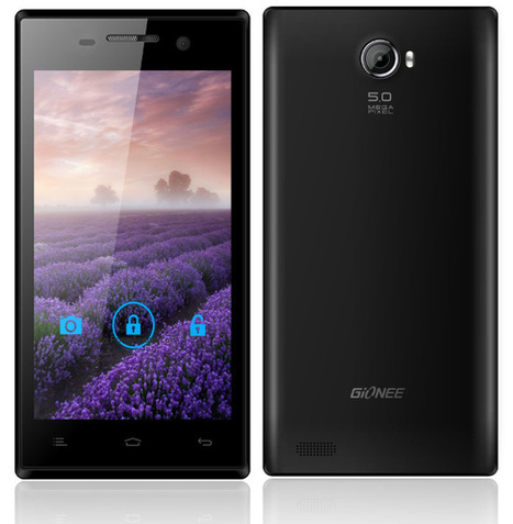 Gionee CTRL V4 Features, Specification and Price in India | latest it world | Scoop.it