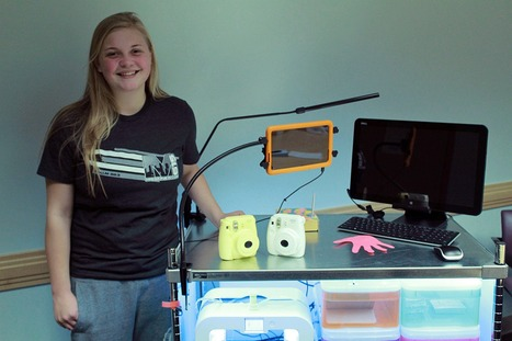 A Maker Space That Helps Kids Create During Long Hospital Stays | Geek Therapy | Scoop.it